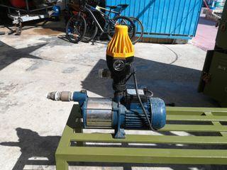 motor eléctrico bomba de agua