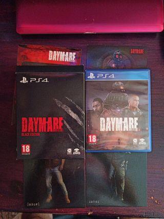 Daymare 1998 Edición especial PS4