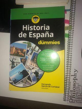 Varios libros de Acceso a la universidad