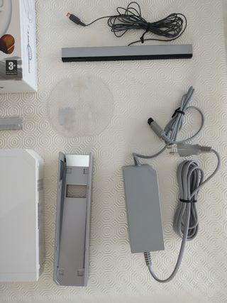 Pack consola Wii + Mario Kart + accesorios