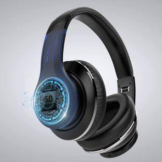 Auriculares Diadema-NUEVOS- Bluetooth 5.0, Cascos