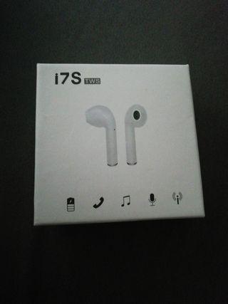 Auriculares inalambricos i7S TWS