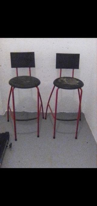 taburete silla banco