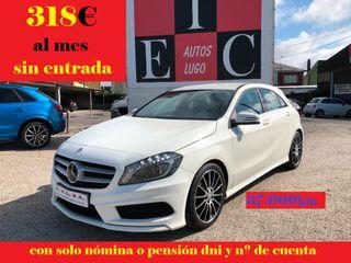 Mercedes Clase A 200 CDI AMG 37.000km