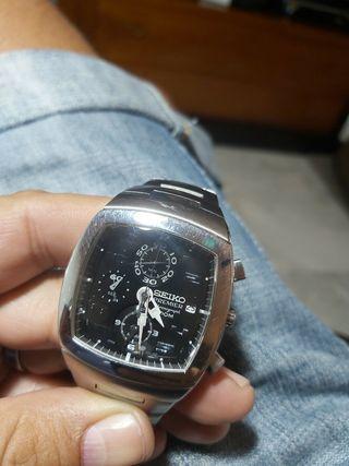 Reloj Seiko Premier Chronograph