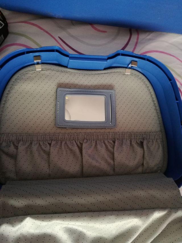maleta rígida+neceser