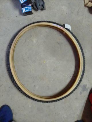 neumático de bici