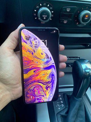 iPhone Xs Max 64Gb Negro IMPOLUTO con FACTURA
