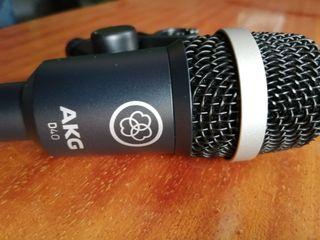 Micrófono AKG D 40