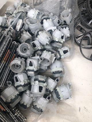 Motores de lavavajillas
