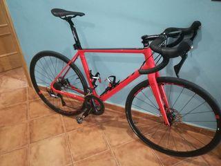 Ghost violent bicicleta de Gravel talla M/l