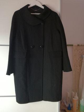 abrigo.señora.de lana