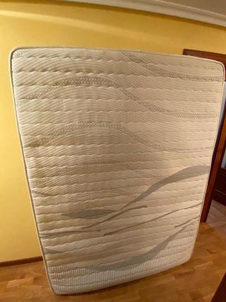 Colchón de muelles 150x200 cm
