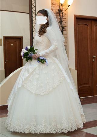 Vestido de novia no tipica