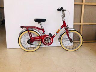 Bicicleta retro para niños