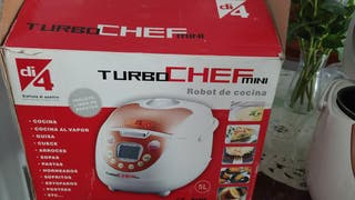 Robot de cocina Turbo chef mini di4