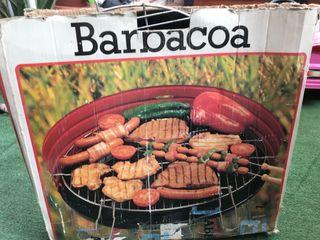 Barbacoa portatil