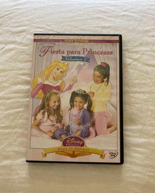 DVD Disney Princesas