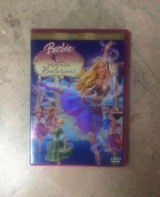 DVD vídeo Barbie
