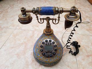 telefono estilo antiguo funcional