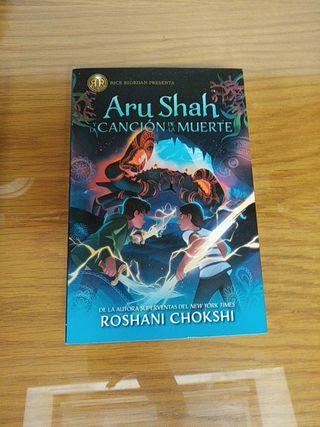 Aru Sha y la canción de la muerte