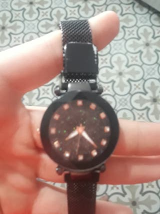 reloj de diamante