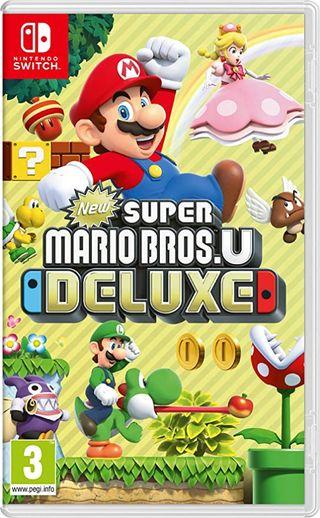 Súper Mario bros DELUXE