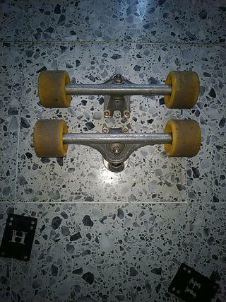 ejes Skate Gulwing para longboard
