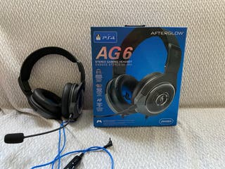 Auriculares con micrófono AG6 Afterglow