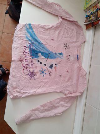 camiseta disney frozen