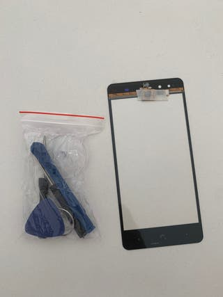 Pantalla LCD negra para BQ Aquaris X5