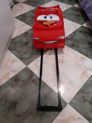 maleta de coche