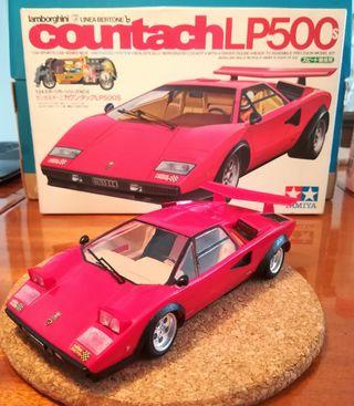 Lamborghini Countach de Tamiya
