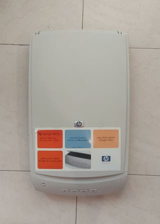 Escaner hp scanjet 4400c