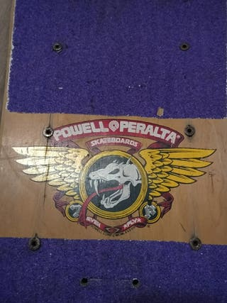 Tabla skate Power Peralta Mcgill años 90