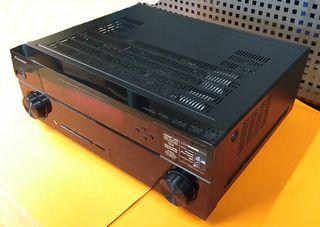 receptor AV, amplificador