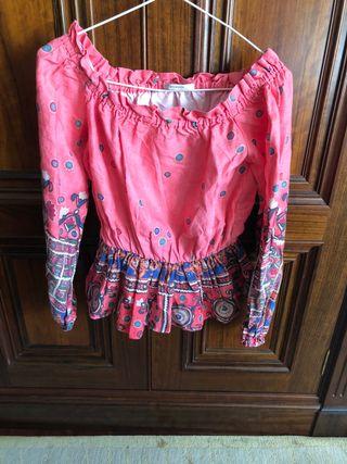 Blusa Uterque