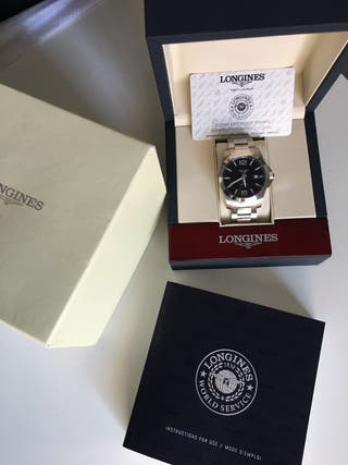 Longines Conquest - Set completo