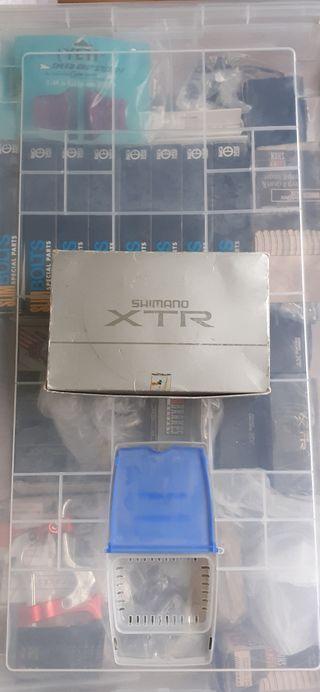 juego del+tra de bujes XTR M900 ¡¡¡¡¡NOS!!!!!