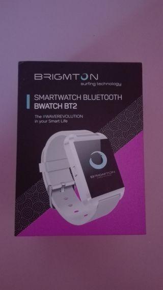 LEER 2ª FOTO. Smartwatch Bluetooth Blanco.