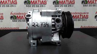 114502 Compresor aire acondicionado FIAT punto