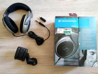 Auriculares Sennheiser HD 595