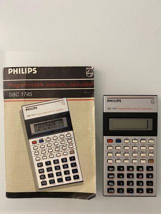 Calculadora Philips Retro