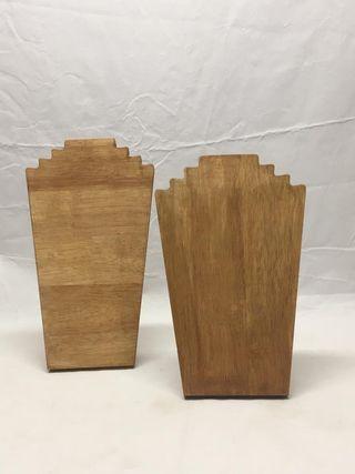 expositor colgantes, tiendas. expositor de madera