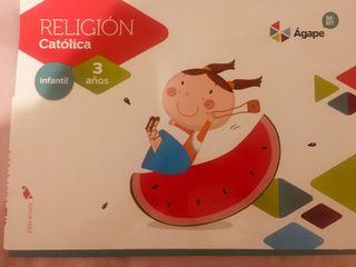 Libro infantil religión