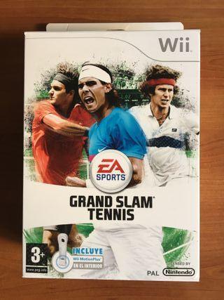 Grand Slam Tenis + Wii MotionPlus