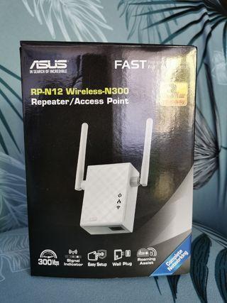Repetidor WiFi Asus RP-N12