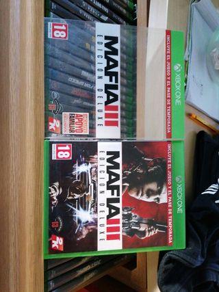 juego xbox one mafia3 más guía callejero