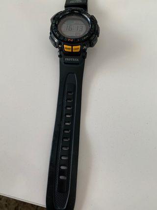 Reloj Casio PRO TREK SOLAR PRG-240-1