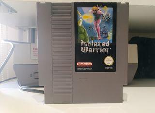 Isolated warrior Nintendo NES